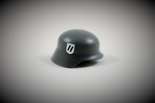 "Printed ""Elite"" Stahlhelm (Color: Grey)"