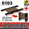 MinifigCat Dark Tan_Field Stretcher(BF60)
